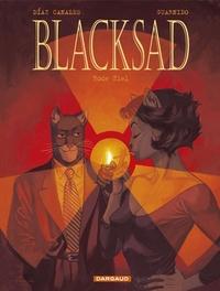 BLACKSAD 03. RODE ZIEL BLACKSAD, Díaz Canales, Juan, Paperback