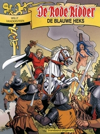 RODE RIDDER 208. DE BLAUWE HEKS De Rode Ridder, VANDERSTEEN, WILLY, Paperback