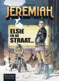 JEREMIAH 27. ELSIE EN DE STRAAT... JEREMIAH, Hermann, Paperback