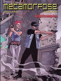 METAMORFOSE 03. ANGSTCOMPLEX METAMORFOSE, FONTERIZ R., Paperback