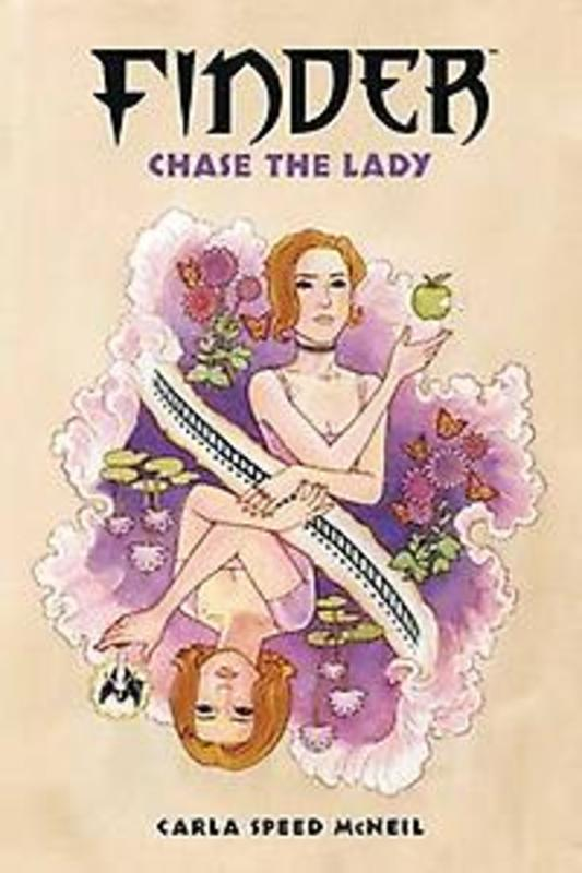 Finder Chase the Lady, Carla Speed Mcneil, Paperback