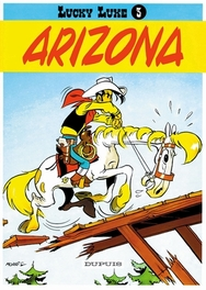 LUCKY LUKE 03. ARIZONA LUCKY LUKE, Morris, Paperback