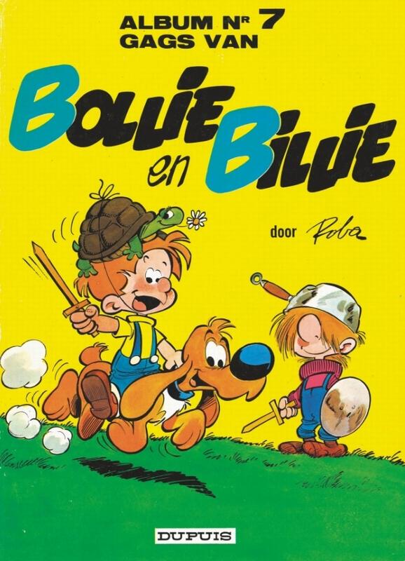 BOLLIE & BILLIE 07. 60 GAGS VAN BOLLIE EN BILLIE BOLLIE & BILLIE, Roba, Paperback