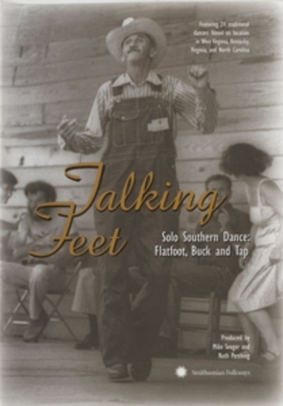 Various - Talking Feet. Solo Southern Dance