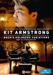Kit Armstrong - Bach's...