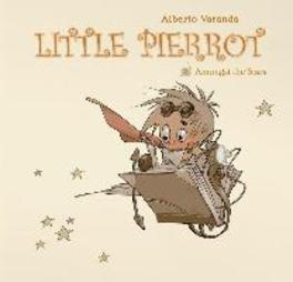 Little Pierrot 2 Amongst the Stars, Alberto Varanda, Hardcover