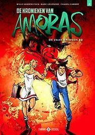 AMORAS: DE KRONIEKEN 01. DE ZAAK KRIMSON 2/3 AMORAS: DE KRONIEKEN, Vandersteen, Willy, Paperback