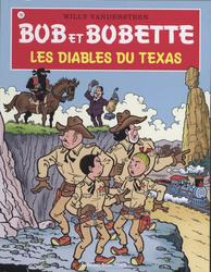 BOB ET BOBETTE 125. LES DIABLES DU TEXAS (NIEUWE COVER)