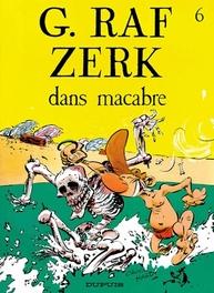 G.RAF ZERK 06. DANS MACABRE G.RAF ZERK, HARDY, MARC, CAUVIN, RAOUL, Paperback