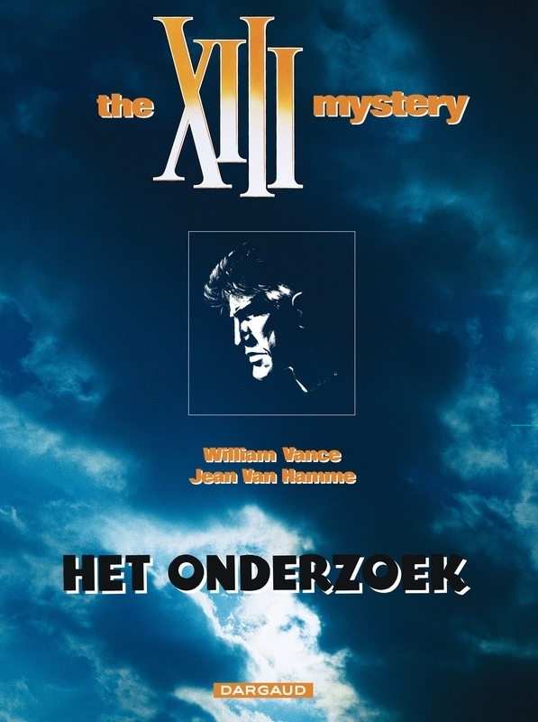COLLECTIE XIII 13. MYSTERY - ONDERZOEK het onderzoek, VANCE, WILLIAM, HAMME, JEAN VAN, Paperback