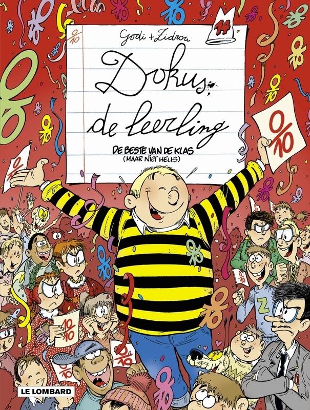 DOKUS DE LEERLING 14. DE BESTE VAN DE KLAS (MAAR NIET HEUS) DOKUS DE LEERLING, Zidrou, Paperback