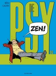 PSY 14. ZEN! PSY, Cauvin, Raoul, Paperback