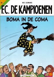Boma in de coma KAMPIOENEN, Leemans, Hec, Paperback