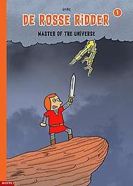 De Rosse Ridder 1 Master of the universe, Geinz, Paperback