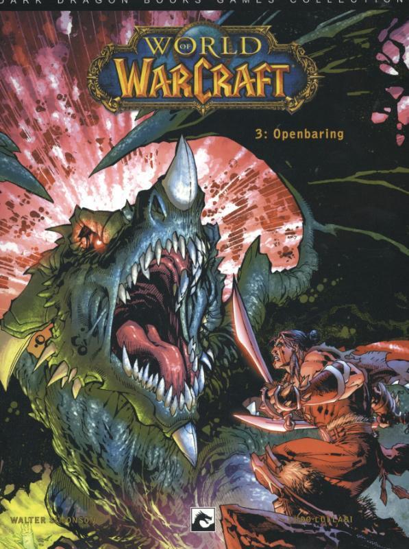 Openbaring World of Warcraft, Simonson, Walter, Paperback