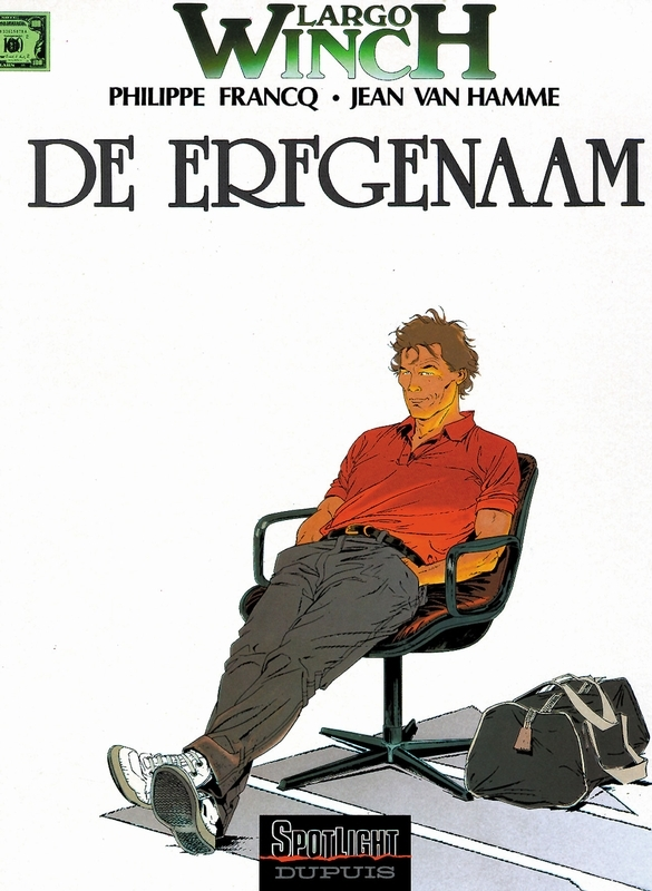 LARGO WINCH 01. DE ERFGENAAM LARGO WINCH, Van Hamme, Jean, Paperback