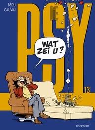 PSY 13. WAT ZEI U? PSY, Cauvin, Raoul, Paperback