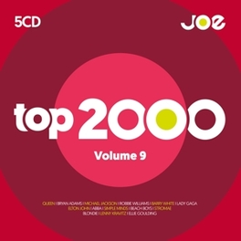 JOE FM - TOP 2000 VOL. 9 V/A, CD