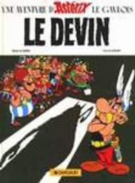 ASTERIX HC19. LE DEVIN ASTERIX, Goscinny, Hardcover