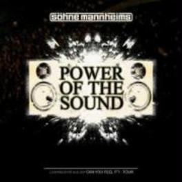 POWER OF THE SOUND SOEHNE MANNHEIMS, CD