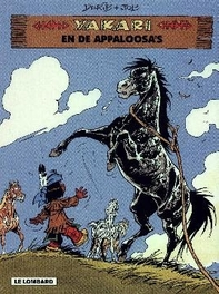 YAKARI 31. EN DE APPALOOSA'S YAKARI, DERIB, Paperback