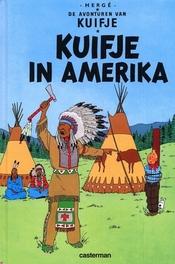 KUIFJE 03. KUIFJE IN AMERIKA KUIFJE, Hergé, Paperback