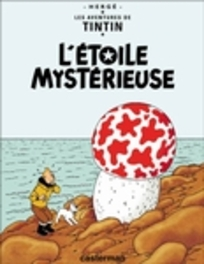 L'Etoile Mysterieuse TINTIN, Herge, Hardcover