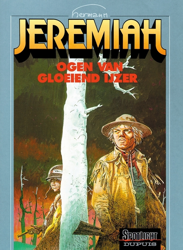 JEREMIAH 04. OGEN VAN GLOEIEND IJZER JEREMIAH, HUPPEN, HERMANN, Paperback