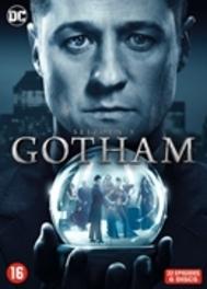 Gotham - Seizoen 3 , (DVD) CAST: BEN MCKENZIE, JADA PINKETT SMITH DVDNL