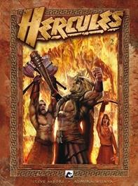 De Thracische oorlogen: II Hercules, WIJAYA A, Hardcover
