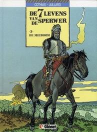 ZEVEN LEVENS VAN DE SPERWER HC03. MEIBOOM ZEVEN LEVENS VAN DE SPERWER, JUILLARD, Hardcover