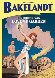 BAKELANDT 042. DE DODER VAN COVENT GARDEN BAKELANDT, Leemans, Hec, Paperback