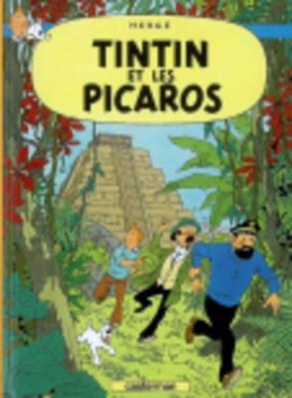 TINTIN HC23. TINTIN ET LES PICAROS TINTIN, Hergé, Hardcover
