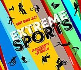 Extreme sports. Raymond KRUL, Hardcover