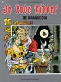 De maangodin De Rode Ridder, Biddeloo, Karel, Paperback