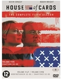House of cards - Seizoen 5, (DVD) BILINGUAL /CAST: KEVIN SPACEY, ROBIN WRIGHT
