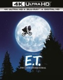 E.T., (Blu-Ray 4K Ultra HD) BILINGUAL /CAST: DREW BARRYMORE. BRUHD