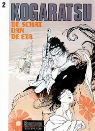 KOGARATSU 02. DE SCHAT VAN DE ETA KOGARATSU, MICHETZ, BOSSE, Paperback