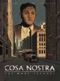 COSA NOSTRA HC11. CRAZY DUTCH 1/2 COSA NOSTRA, Chauvel, David, Hardcover