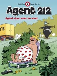 AGENT 212 07. AGENT DOOR WEER EN WIND AGENT 212, Cauvin, Raoul, Paperback