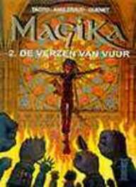 MAGIKA 01. HET ABSOLUTE KWAAD MAGIKA, Fabrice, Angleraud, Paperback