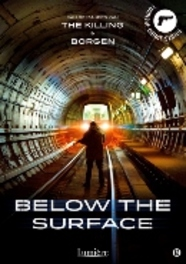 BELOW THE SURFACE CAST: JAKOB OFTEBRO /AKA: GIDSELTAGNINGEN Barfoed, Kasper, DVDNL