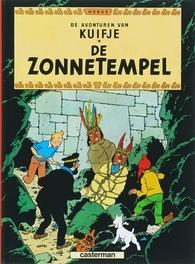 KUIFJE 14. DE ZONNETEMPEL KUIFJE, Hergé, Paperback