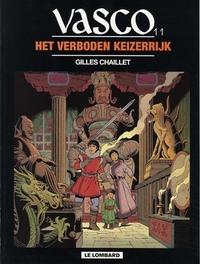 VASCO 11. HET VERBODEN KEIZERRIJK VASCO, Chaillet, Gilles, Paperback