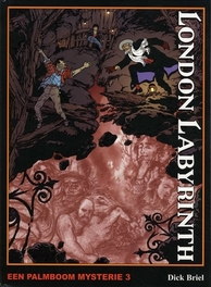 JULIUS PALMBOOM HC03. LONDON LABYRINTH JULIUS PALMBOOM, BRIEL, DICK, Hardcover