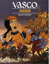 VASCO 17. RIENZO VASCO, CHAILLET, GILLES, CHAILLET, GILLES, Paperback