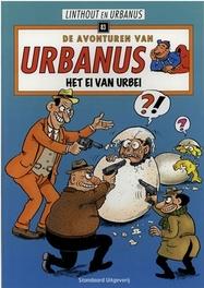 URBANUS 083. HET EI VAN URBEI De avonturen van Urbanus, Linthout, Willy, Paperback