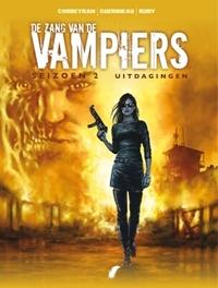 ZANG VAN DE VAMPIERS 08. UITDAGINGEN ZANG VAN DE VAMPIERS, GUERINEAU, RICHARD, CORBEYRAN, Paperback