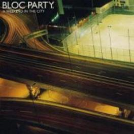A WEEKEND IN THE CITY Audio CD, BLOC PARTY, CD