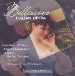 BELLISSIMO:ITALIAN OPERA SARAH MINGARDO/LAURA POLVERELLI/PATRIZIA CIOFI/CARLO VE V/A, CD
